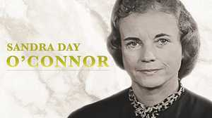 Sandra Day O'Connor: First Woman on the Supreme Court poster image