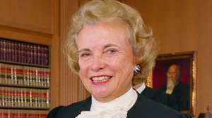 Where Sandra Day O'Connor Stood on Key Supreme Court Decisions poster image