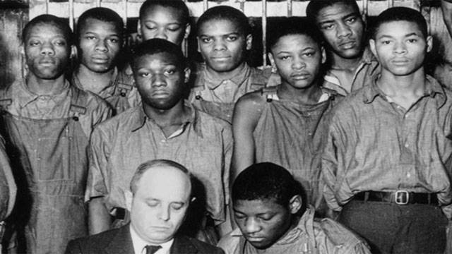 The tragedy of the scottsboro boys essay