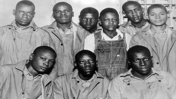 scottsboro boys tragedy Scottsboro: a tragedy of the american south,  a tragedy of the american south, dan t carter  little to relieve the miserable ordeal of the scottsboro boys.
