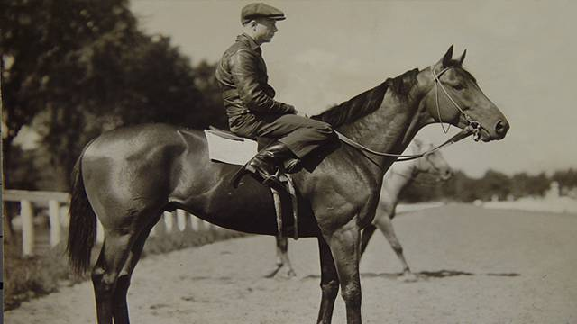 """""""Seabiscuit-itis"""" 