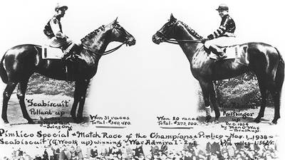 The East-West Rivalry poster image