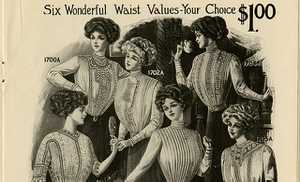 What is a Shirtwaist? poster image