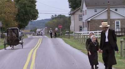 The Amish: Shunned: Extended Trailer poster image