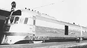 The Burlington Zephyr poster image