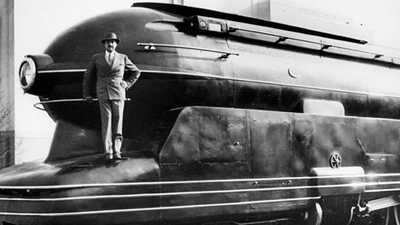 Industrial Designers and Streamliners poster image