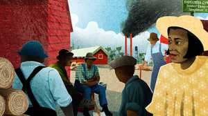 Zora Neale Hurston and the Polk County Blues poster image