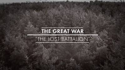 The Lost Battalion poster image
