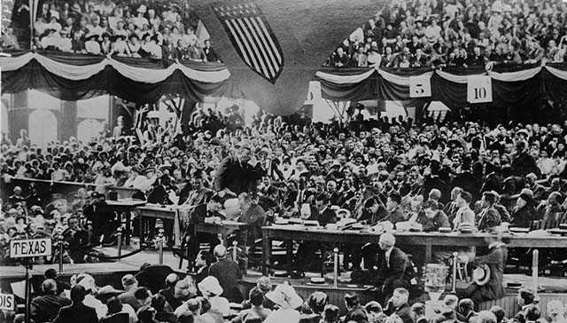 1912 Democratic Party presidential primaries