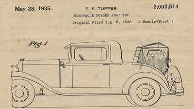 Tupper's Invention Notebooks poster image