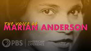 The Voice of Marian Anderson poster image