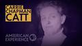 Carrie Chapman Catt: The Politician