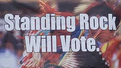 Why Vote-by-mail Could Depress Native American Turnout on North Dakota Reservations poster image