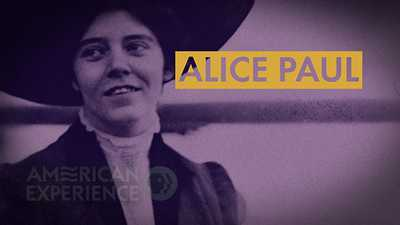 Alice Paul: The Militant poster image