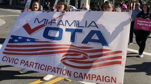 Getting Out the Latino Vote in Rural California poster image
