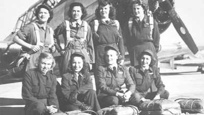 The Women Airforce Service Pilots poster image