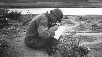 War Letters: Trailer poster image