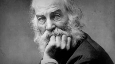 Walt Whitman: Trailer poster image
