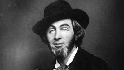 Walt Whitman (1819-1892) poster image
