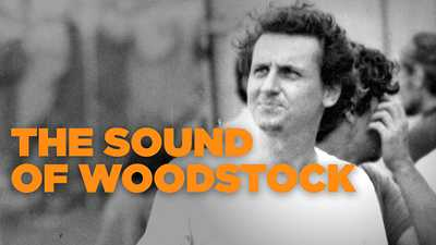 The Sound of Woodstock poster image