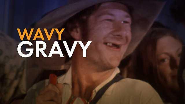 "Wavy Gravy: ""Please Chief"" of Woodstock"