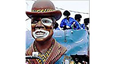 The Zulu Parade of Mardi Gras poster image