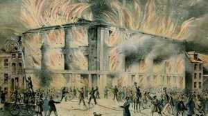 The Abolitionists: The Burning of Pennsylvania Hall poster image