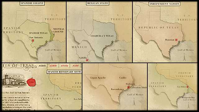 States of Texas | American Experience | Official Site | PBS on republic of texas border map, arkansas river map, republic of texas overlay map, republic of texas cities and rivers map, early republic of texas map, republic of texas texas map, original 13 colonies map, saltillo mexico map, modern republic of texas map, mexican republic map, independent republic of south carolina, northern district of texas map, 1841 republic of texas map, city of cleveland texas map, lone star republic map, republic of texas battles map, independent mexico map, 1840 republic of texas map, republic tx map, independent republic of california map,