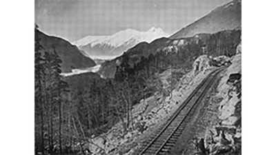 Alaska in the 1940s poster image