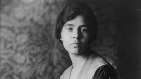 Suffragist Alice Paul Clashed with Woodrow Wilson