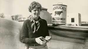 #HustleAndFly: Amelia Earhart on Instagram poster image
