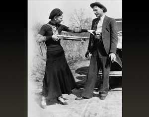 Bonnie & Clyde in Pictures poster image
