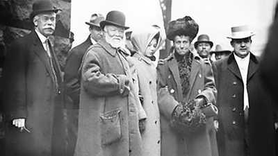 Margaret Carnegie poster image