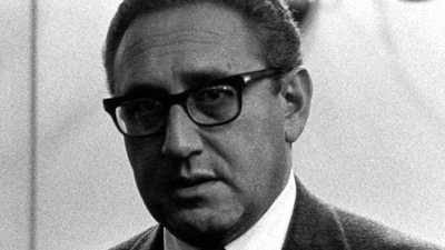 Henry A. Kissinger poster image