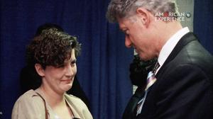 Bill Clinton and Oklahoma City poster image