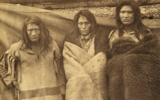 The Colville Indians