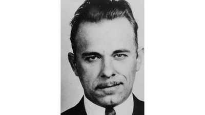 John Dillinger (1903-1934) poster image