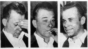 John Dillinger Timeline poster image