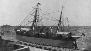 The Ship Railway Plan poster image