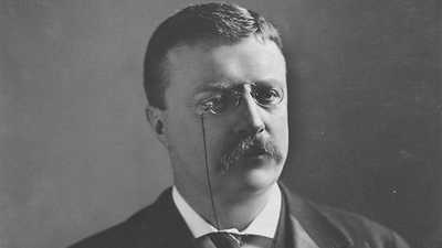 Biography: Theodore Roosevelt poster image