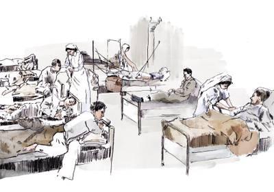 Diary of a War Nurse poster image