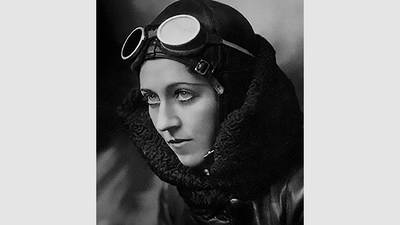 Amy Johnson poster image