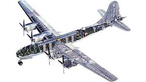 The B-29 SuperFortress poster image