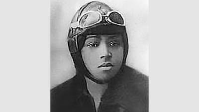 Bessie Coleman poster image