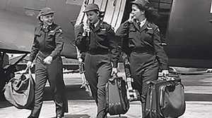 Establishing the Women's Airforce Service Pilots poster image