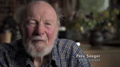 Pete Seeger and Freedom Summer poster image