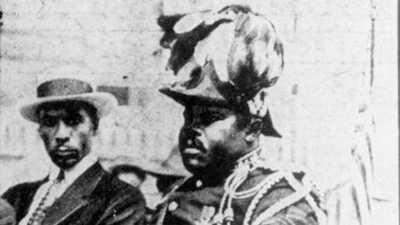 Marcus Garvey poster image