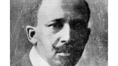 W.E.B. Du Bois poster image