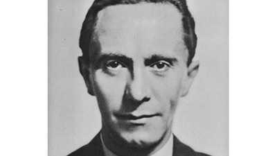 Joseph Goebbels (1897-1945) poster image