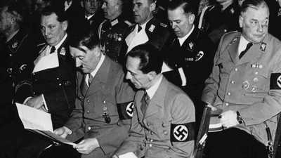 Hitler and Goebbels: A Deadly Partnership poster image